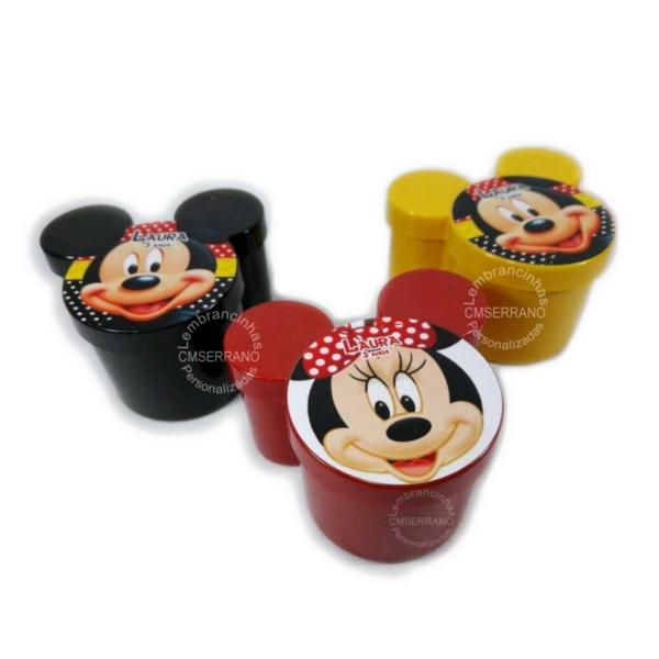 Caixinha Mickey